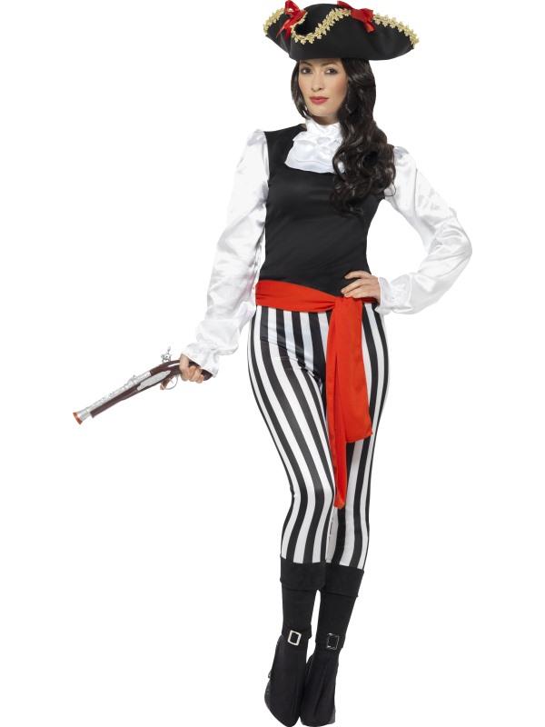 Pirate Lady Kostuum