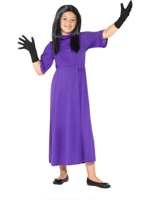 Roald Dahl Deluxe The Witches Kinder Kostuum