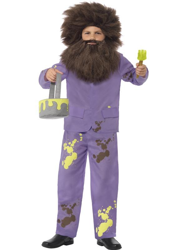 Roald Dahl Mr Twit Kinder Kostuum