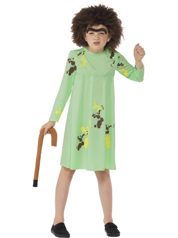 Roald Dahl Mrs Twit Kinder Kostuum