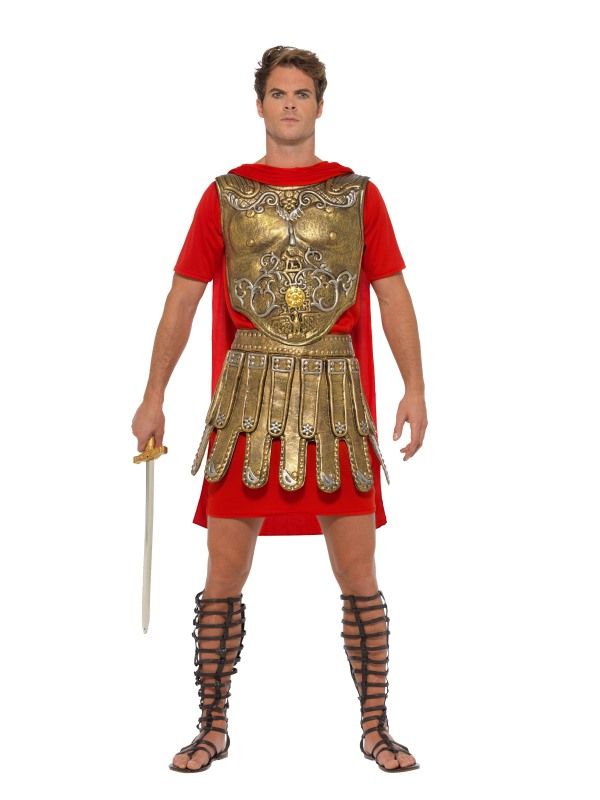 Economy Roman Gladiator Kostuum