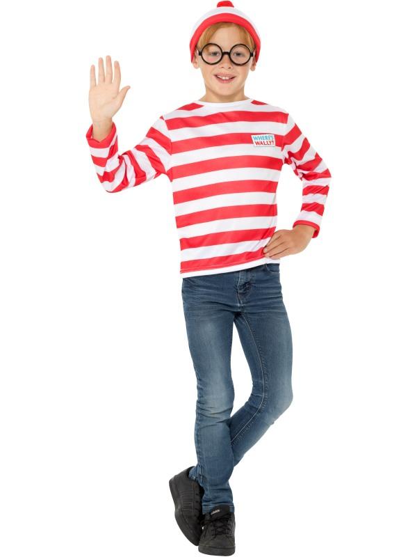 Where's Wally? Kinder Verkleedsetje