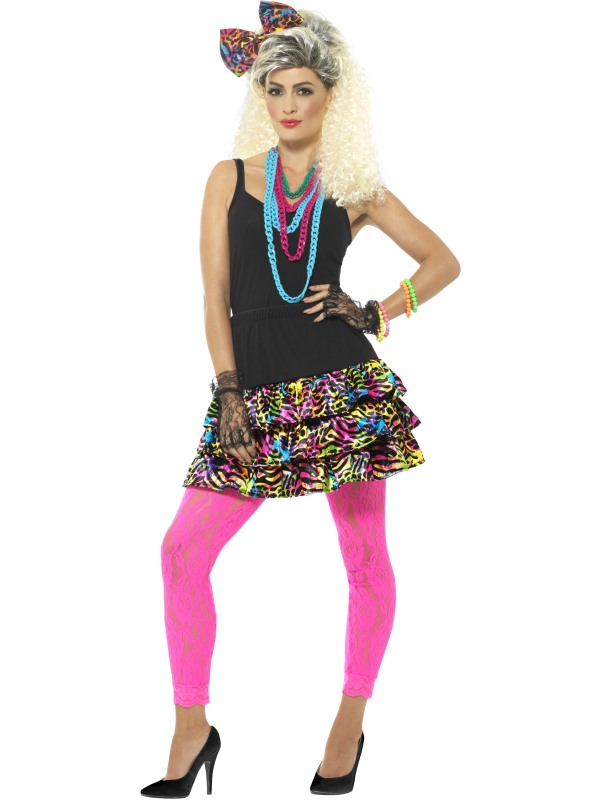 80s Party Girl Set