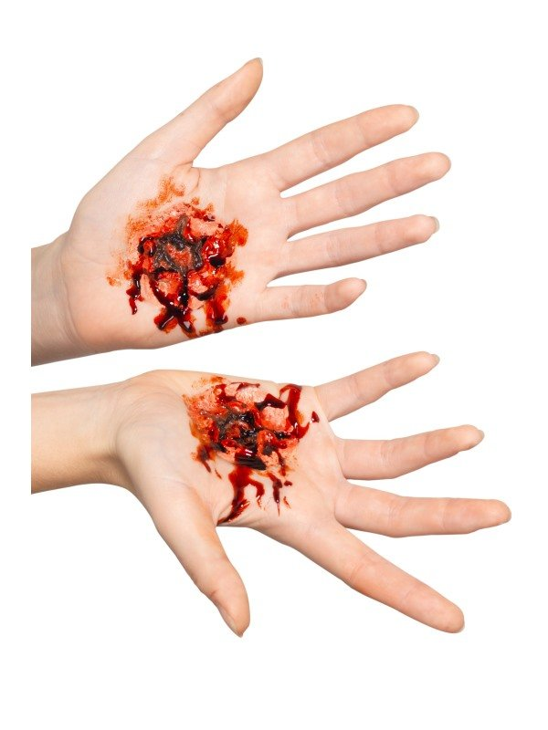 Latex Stigmata Wound Prosthetics
