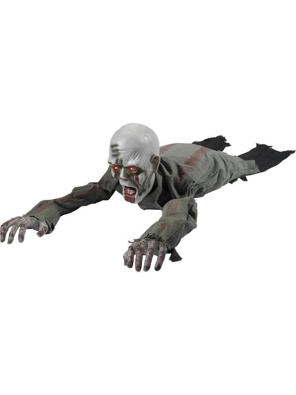 Kruipende Zombie Decoratie