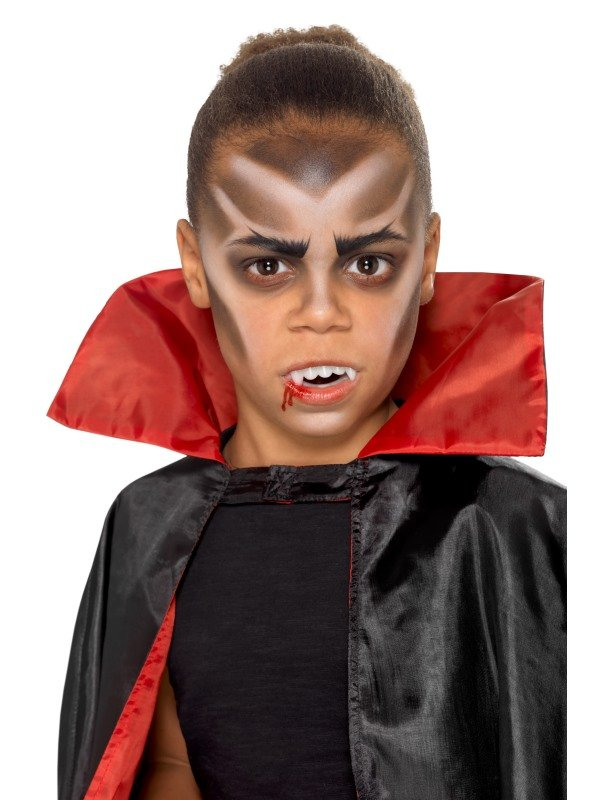 Kids Halloween Vampire Make Up Kit, Aqua
