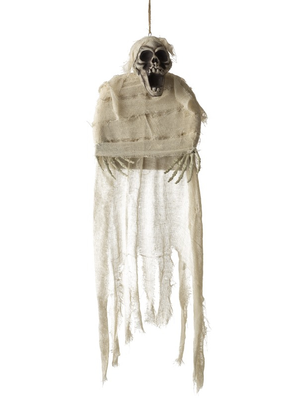 Hanging Mummy Skeleton Decoratie
