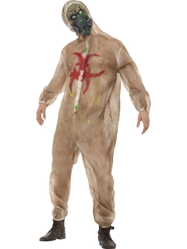 Zombie Biohazard Kostuum