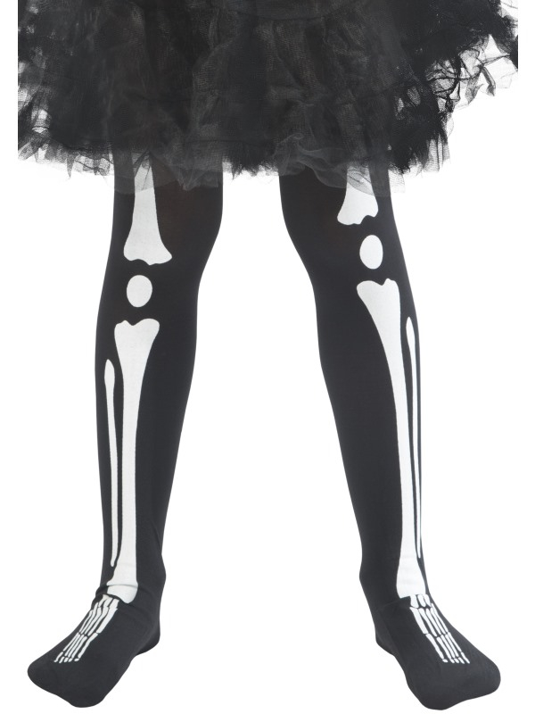 Skeleton Panty Kinder
