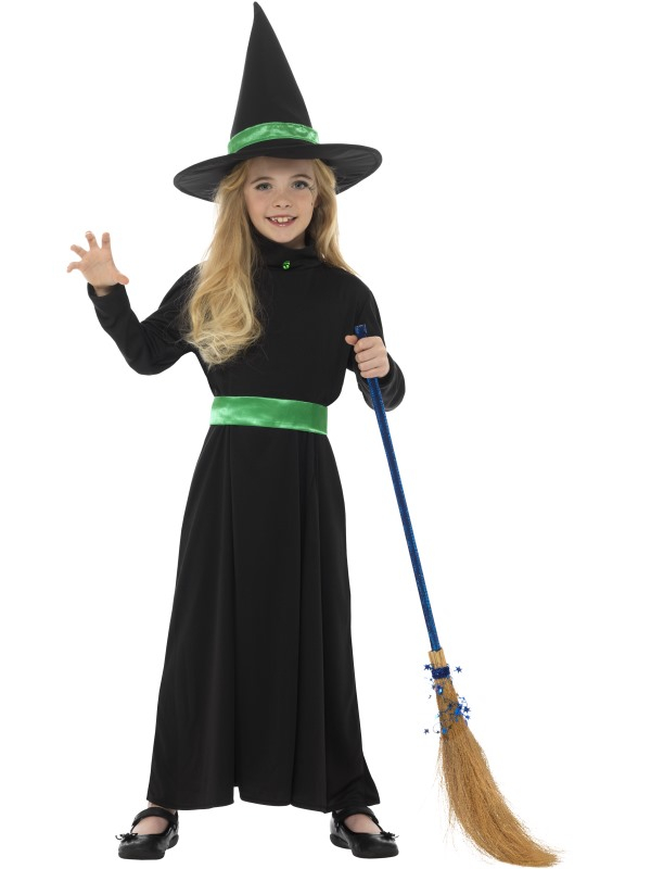 Wicked Witch Kinder Kostuum