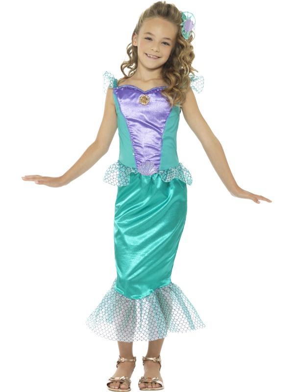 Deluxe Mermaid Kostuum