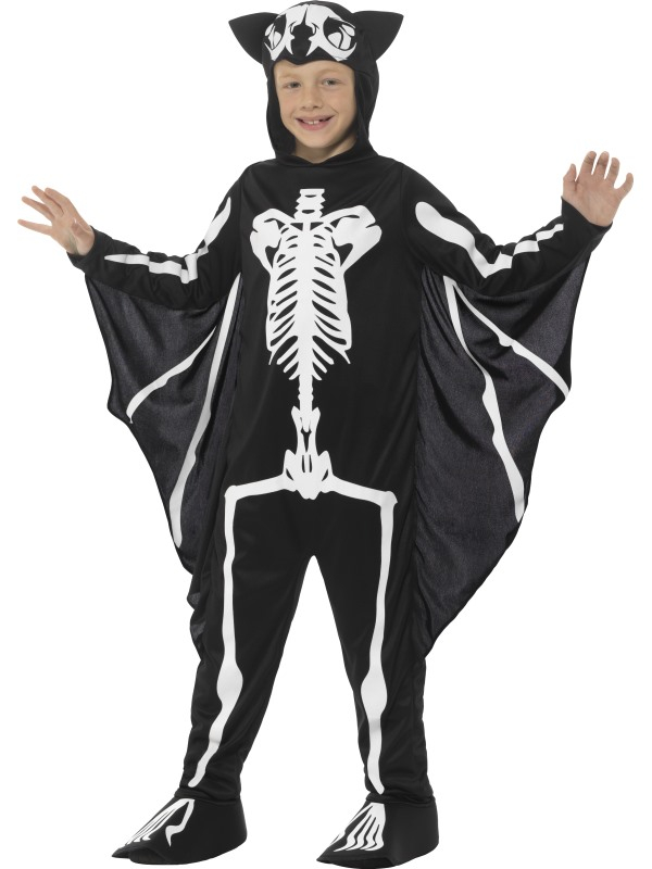 Bat Skeleton Kostuum