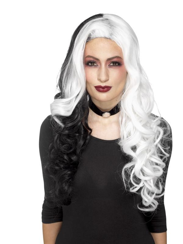 Deluxe Evil Madame Pruik