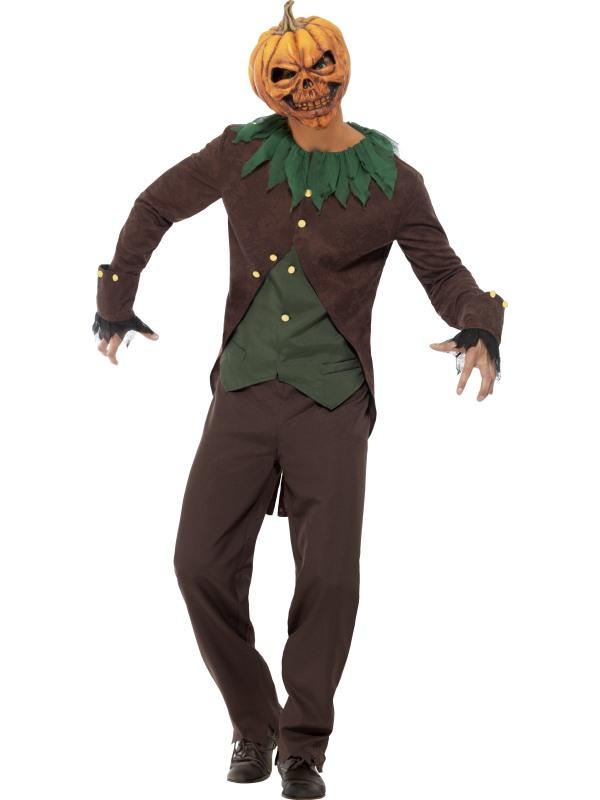 Goosebumps Jack-O'-Lantern Kostuum Heren