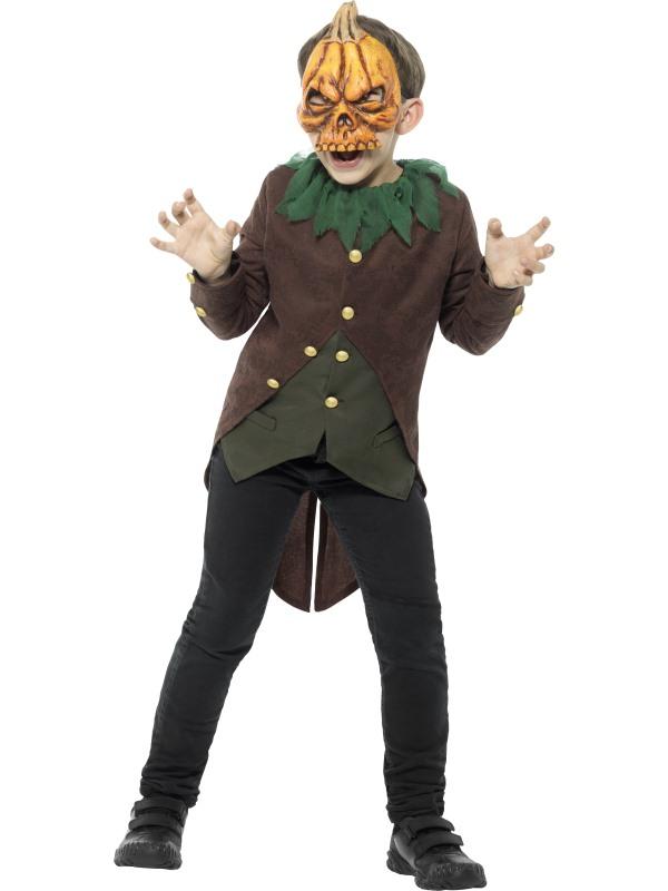 Goosebumps Jack-O'-Lantern Kostuum Kids