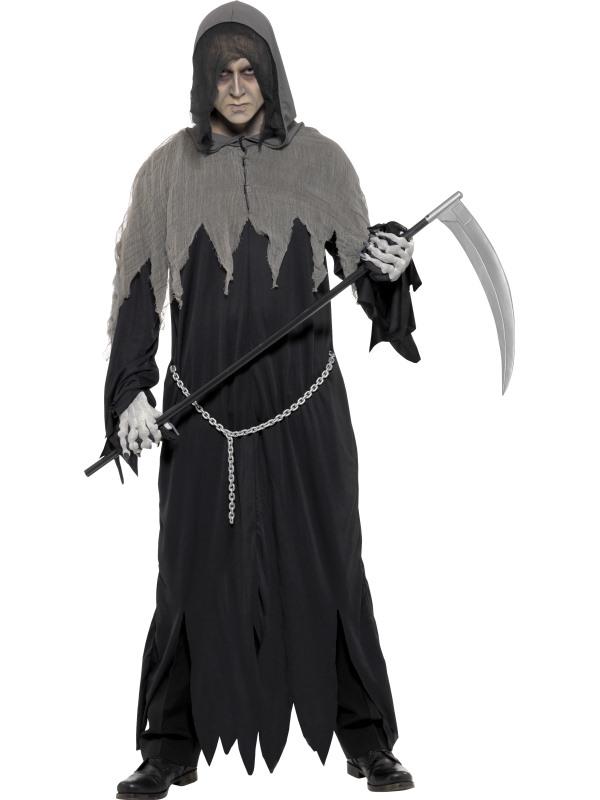 Grim Reaper Robe Kostuum