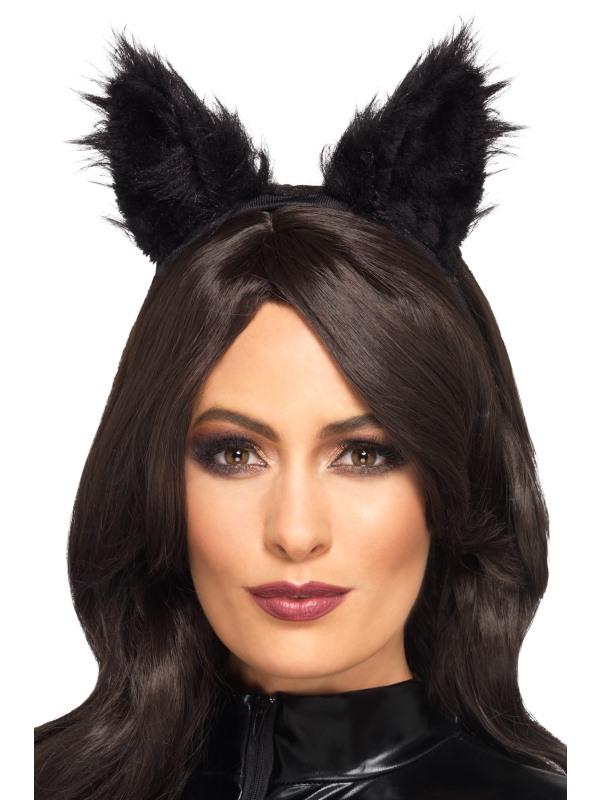 Long Pile Fur Kattenoren