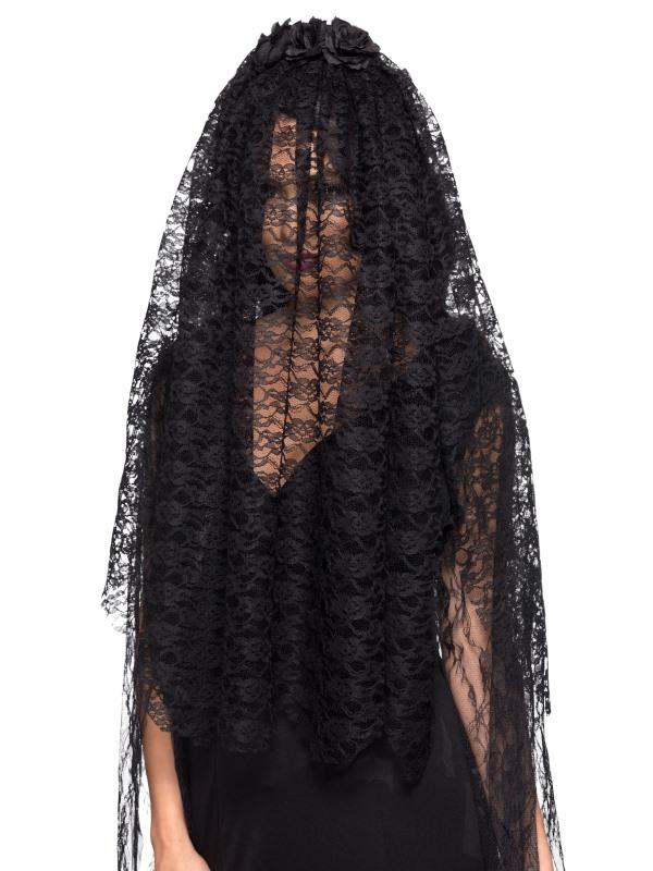 Black Widow Sluier