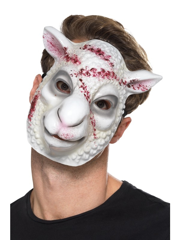 Evil Sheep Killer Masker