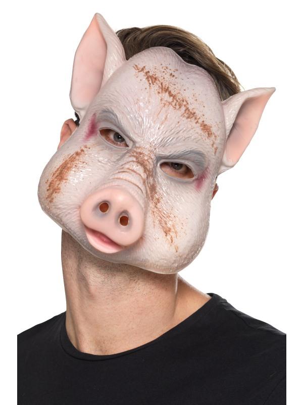 Evil Pig Killer Masker