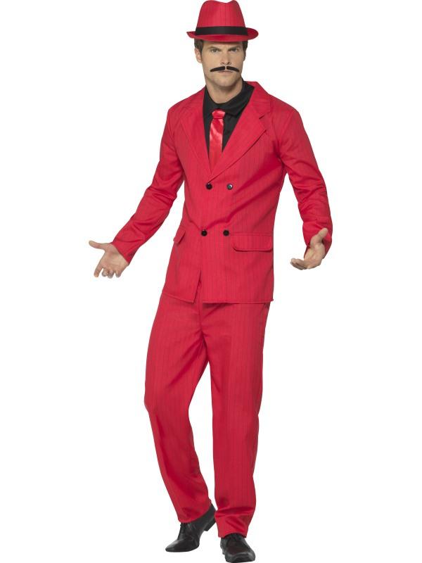 Kostuum Rood