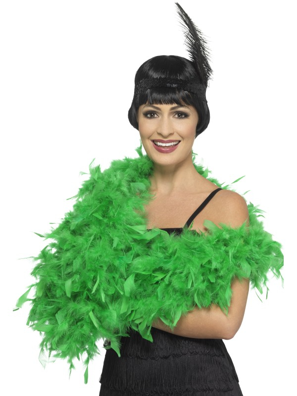 Deluxe Boa Emerald Groen