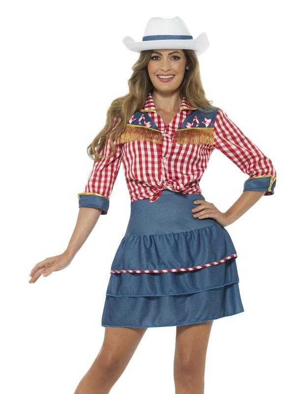 Rodeo Doll Kostuum