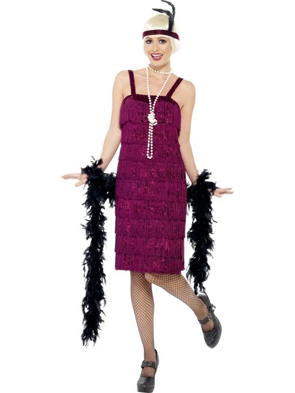 Jazz Flapper Kostuum
