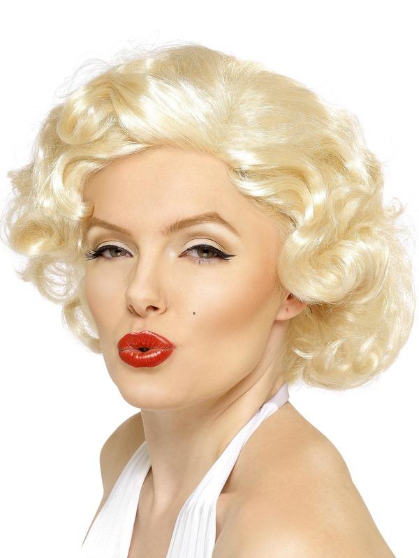 Marilyn Monroe Bombshell Pruik