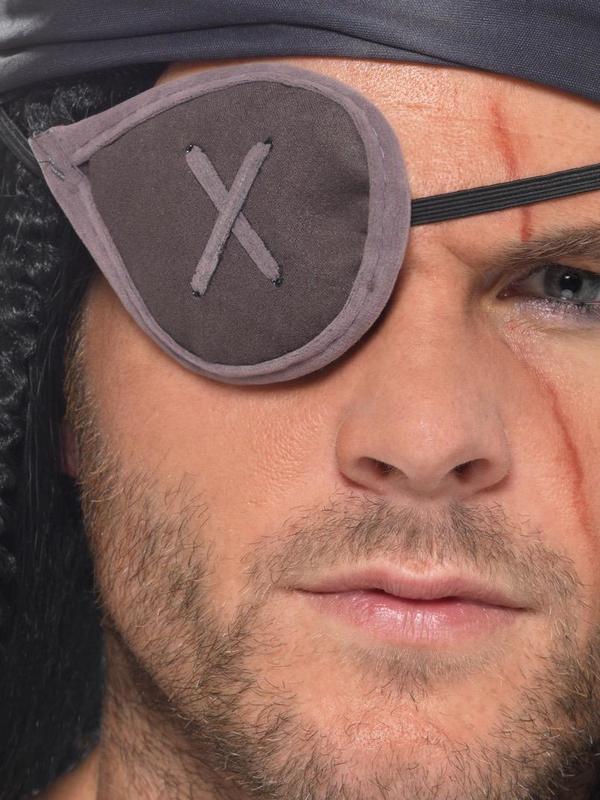 Pirate Ooglap Kruis
