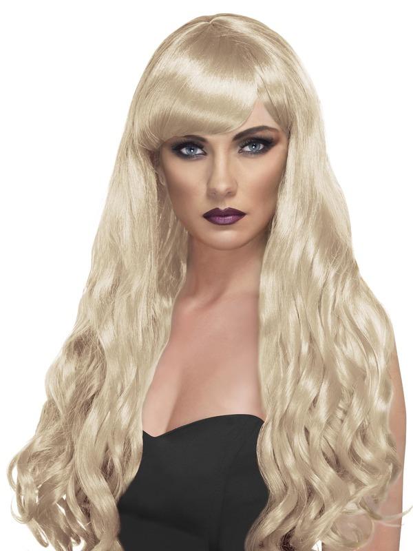 Desire Pruik Blond