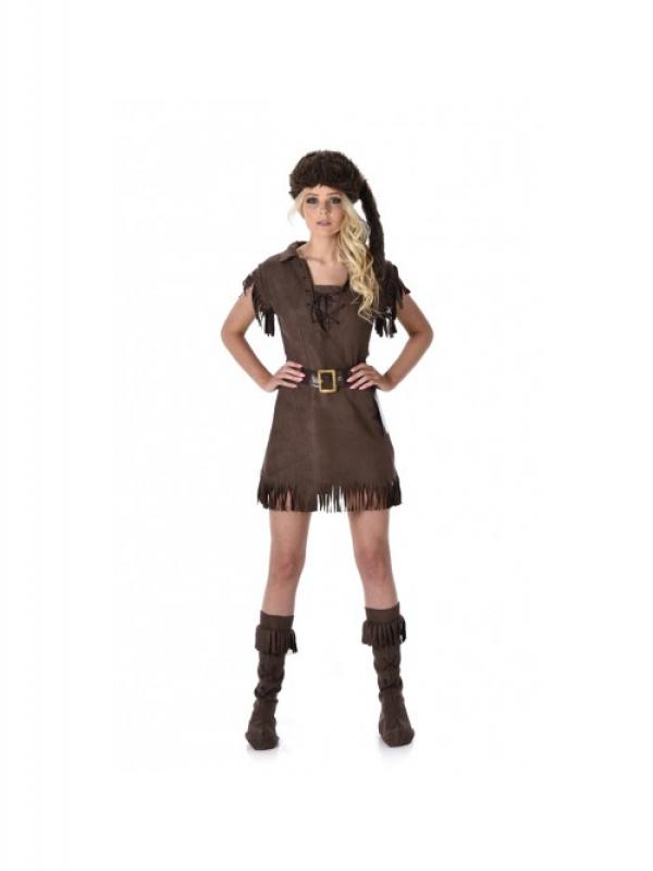 Frontier Girl Kostuum