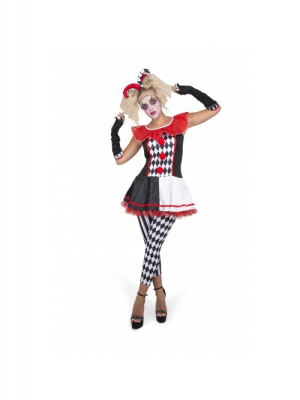 Carnival Jester Kostuum