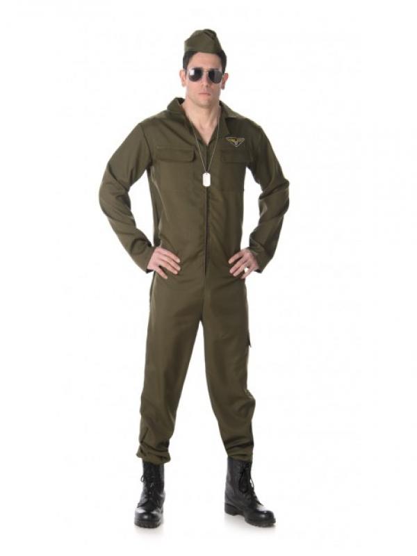 Fighter Pilot Kostuum