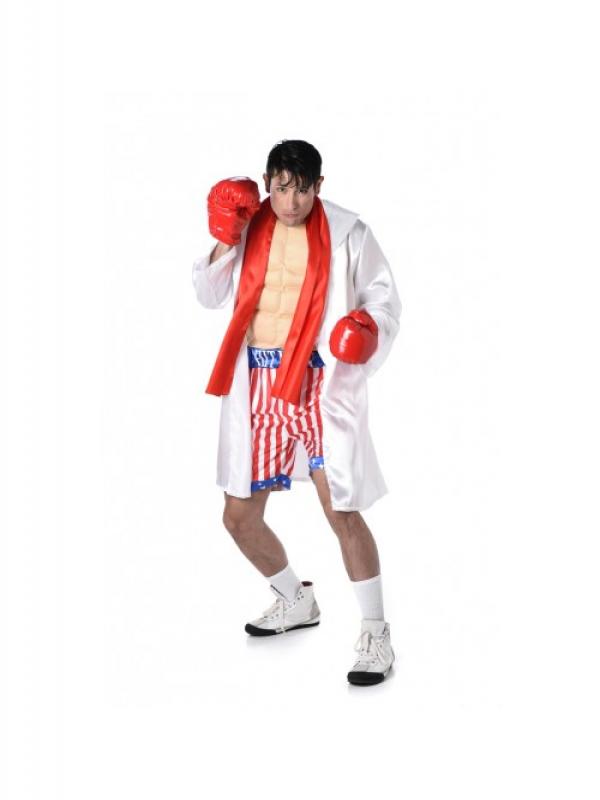 Champion Boxer Kostuum.