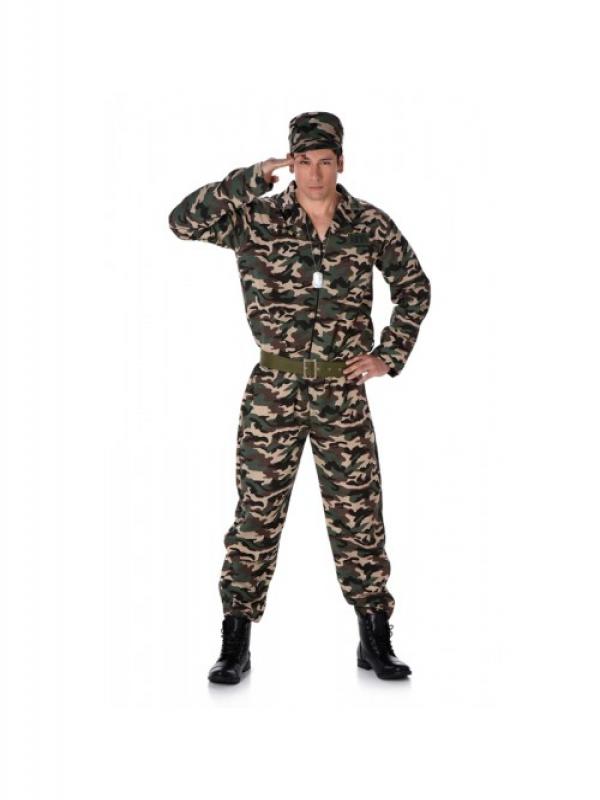 Army Kostuum