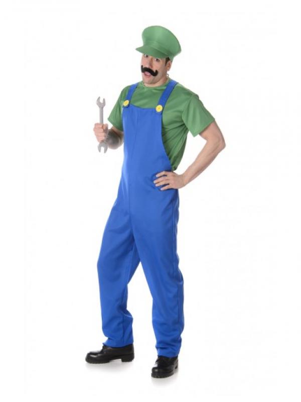 Green Plumber Kostuum