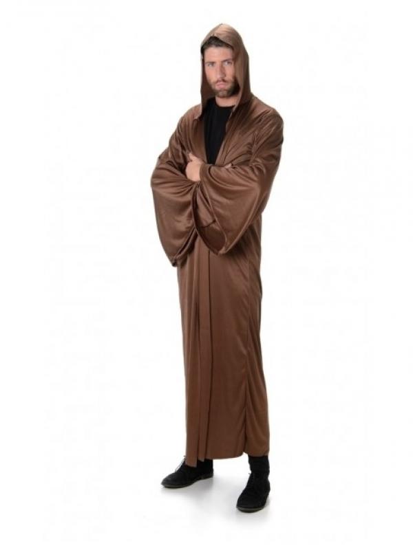 Hooded Gewaad Bruin
