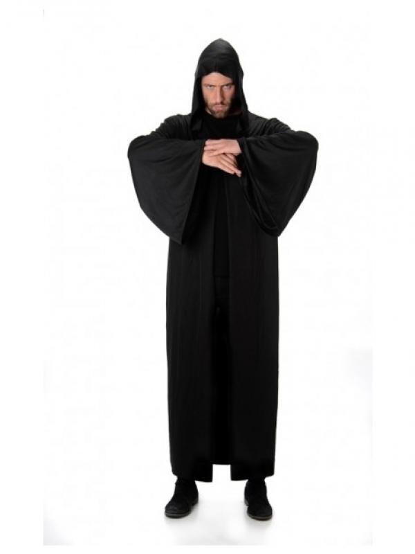 Hooded Gewaad Zwart