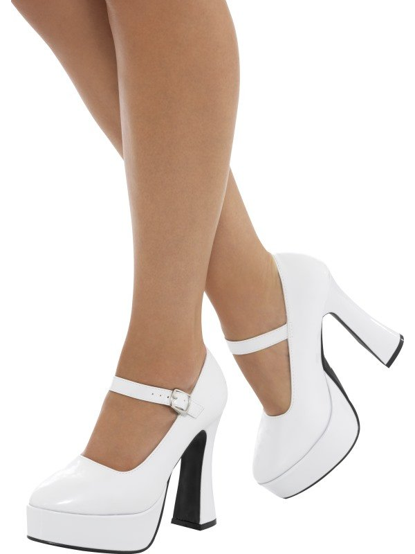 70s Ladies Platform Shoes