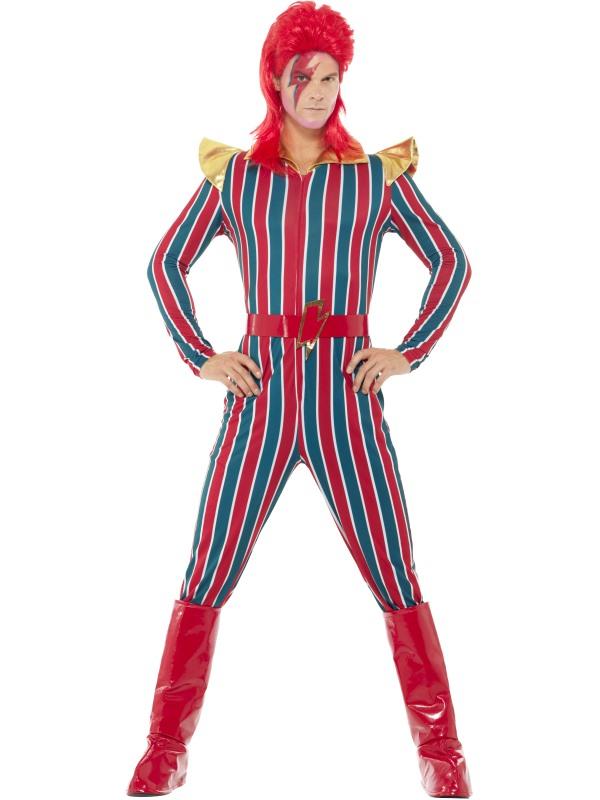 Mr Space Superstar Kostuum