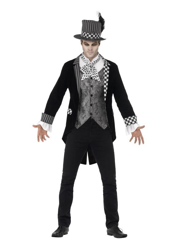 Deluxe Dark Hatter Kostuum