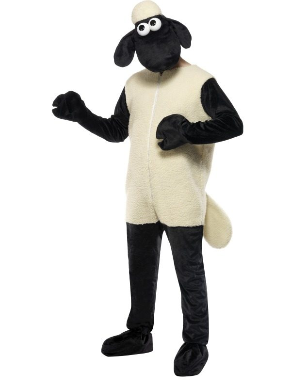 Shaun het Schaap Heren Kostuum