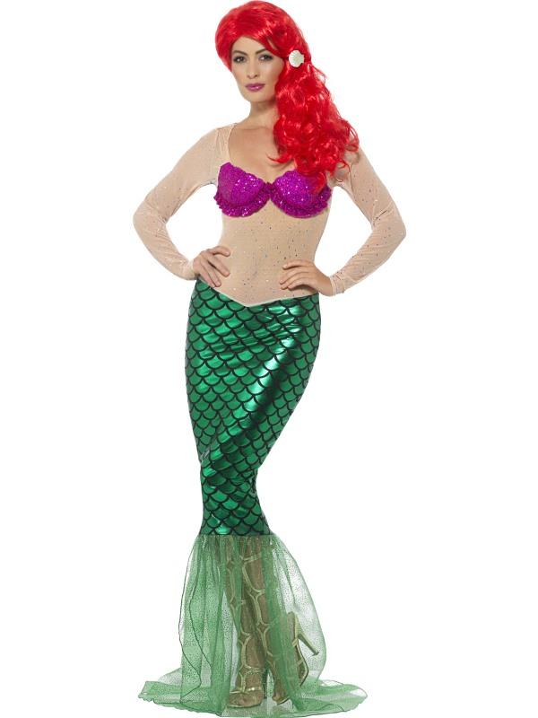 Deluxe Sexy Mermaid Kostuum