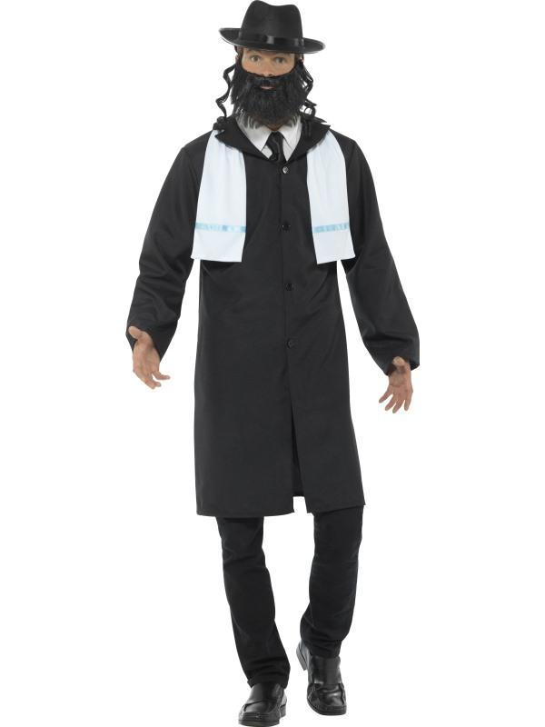 Rabbi Kostuum