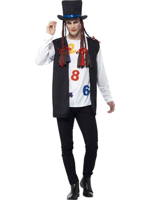 80's Pop Star Kostuum