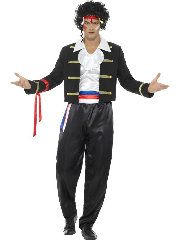 80s New Romantic Kostuum