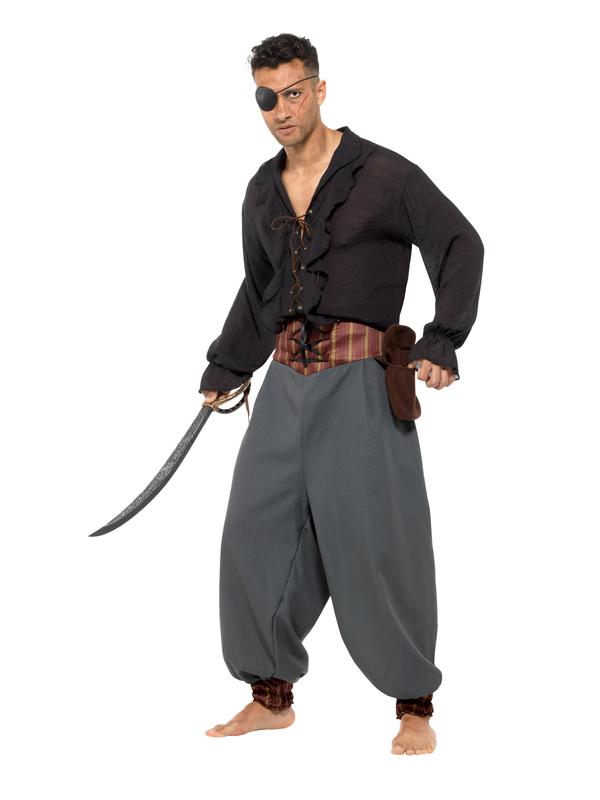 Piraten Pof Broek