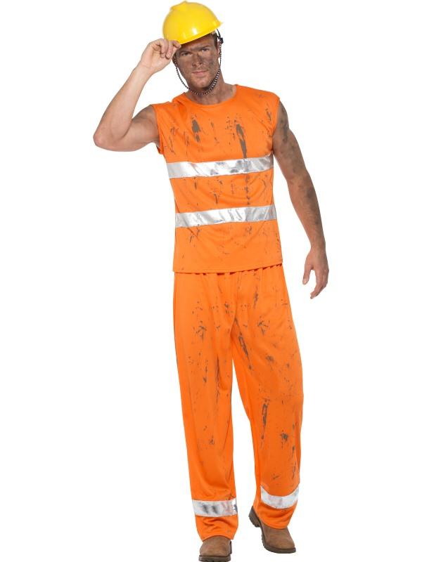 Mijnwerkers Kostuum