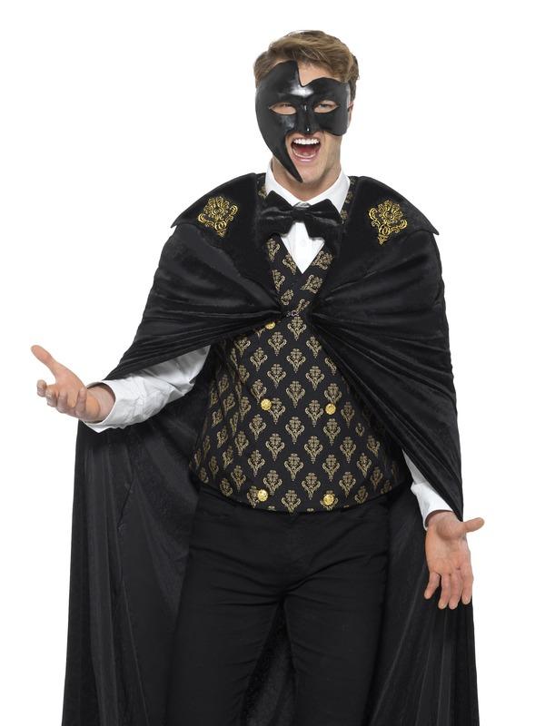 Deluxe Phantom Kostuum